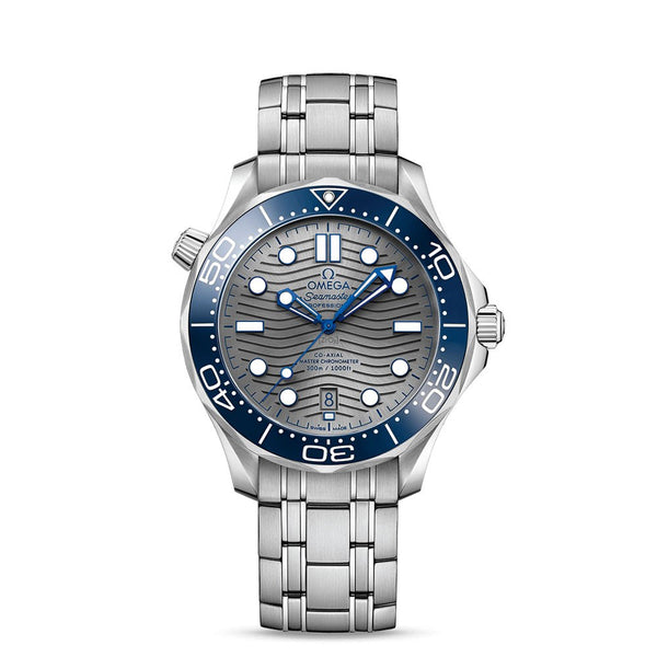 Omega Seamaster Diver 300M CO-Axial Master Chronometer 42mm Face