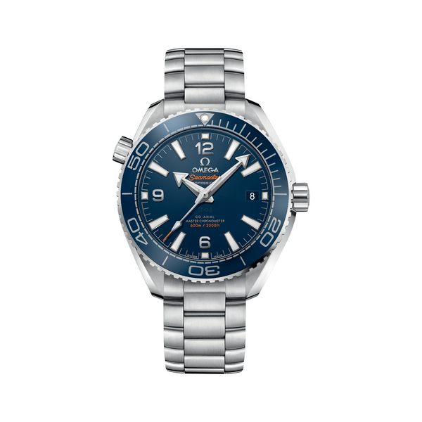 Omega Seamaster Planet Ocean 600M Co-Axial Master Chronometer Steel & Blue 39.5mm 215.30.40.20.03.001