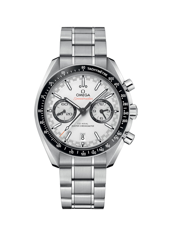 Omega Speedmaster Racing Co-Axial Master Chronometer Chronograph 44.25mm Face