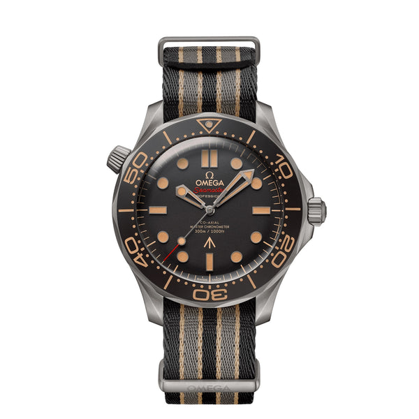Omega Seamaster Diver 300M 007 Edition Watch 210.92.42.20.01.001