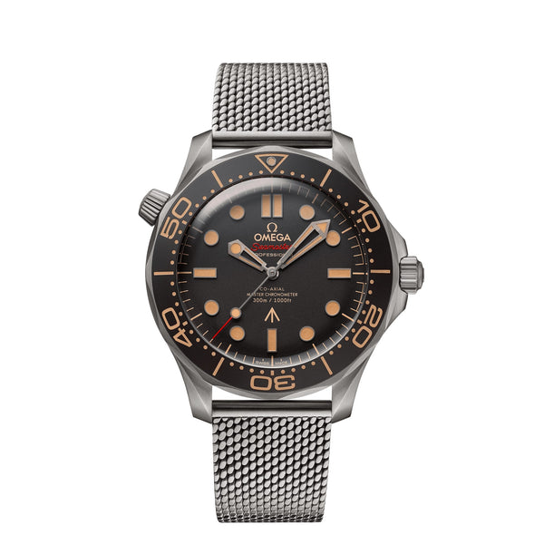 Omega Seamaster Diver 300M 007 Edition Watch 210.90.42.20.01.001