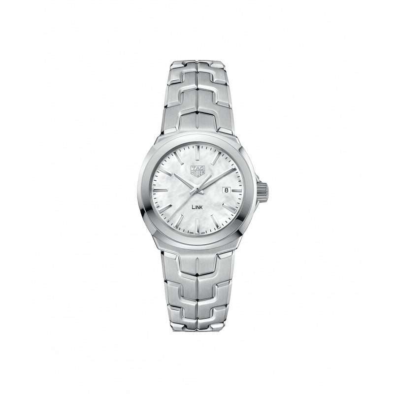 TAG Heuer Link Quartz Lady Watch WBC1310.BA0600 WBC1310.BA0600 Face