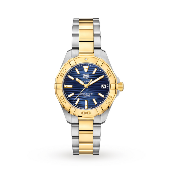 TAG Heuer Aquaracer Steel & Gold 32mm WBD1325.BB0320