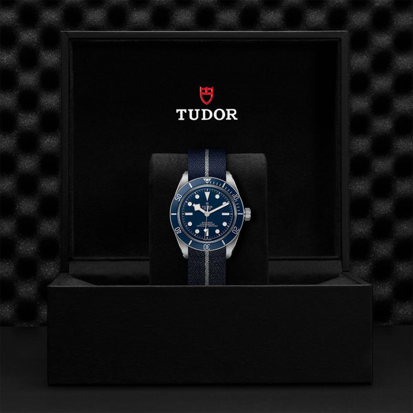 Tudor Black Bay Fifty-Eight Navy Blue Fabric Strap M79030B-0003 in Presentation Box