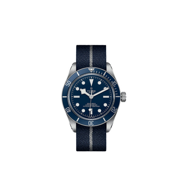 Tudor Black Bay Fifty-Eight Navy Blue Fabric Strap M79030B-0003