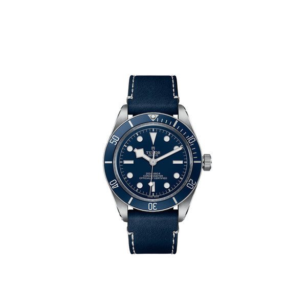Tudor Black Bay Fifty-Eight Navy Blue Leather Strap M79030B-0002