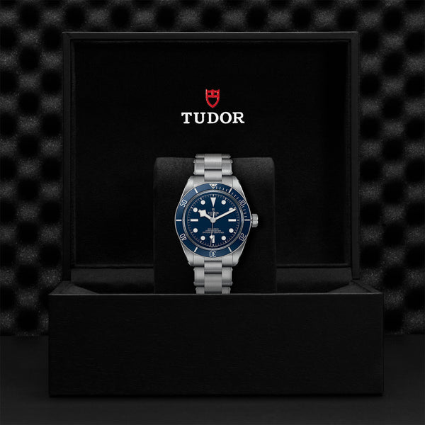 Tudor Black Bay Fifty-Eight Navy Blue Steel Bracelet M79030B-0001 in Presentation Box