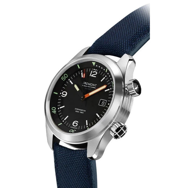 Bremont Argonaut Armed Forces Collection The Royal Navy Watch 42mm Crown