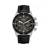 Blancpain Fifty Fathoms Bathyscaphe Chronograph Flyback Steel & Black 43mm 5200-1110-B52A