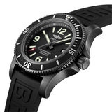 Breitling Superocean Automatic 44 Black Watch A17367D71B1S1 Profile
