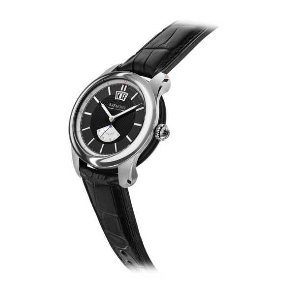Bremont Hawking Limited Edition Watch - Stainless Steel Side