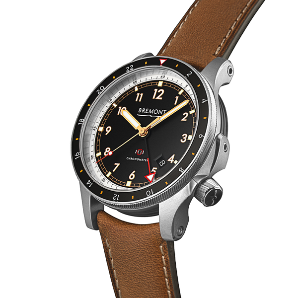 Bremont Ionbird 43mm Side