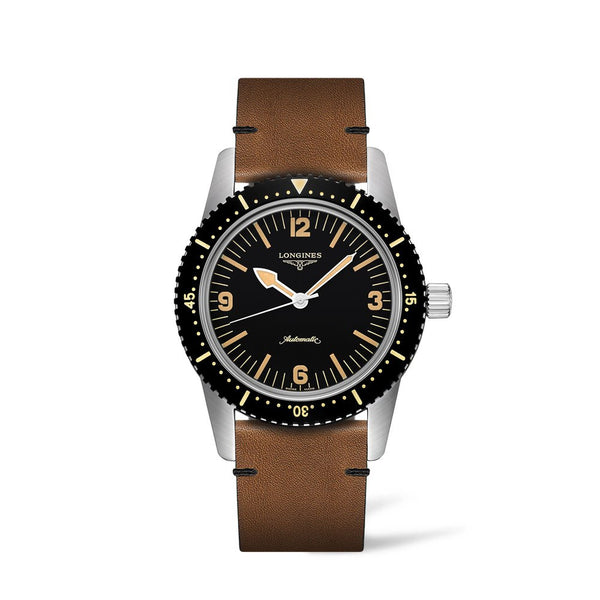 Longines Heritage Skin Diver Watch L28224562