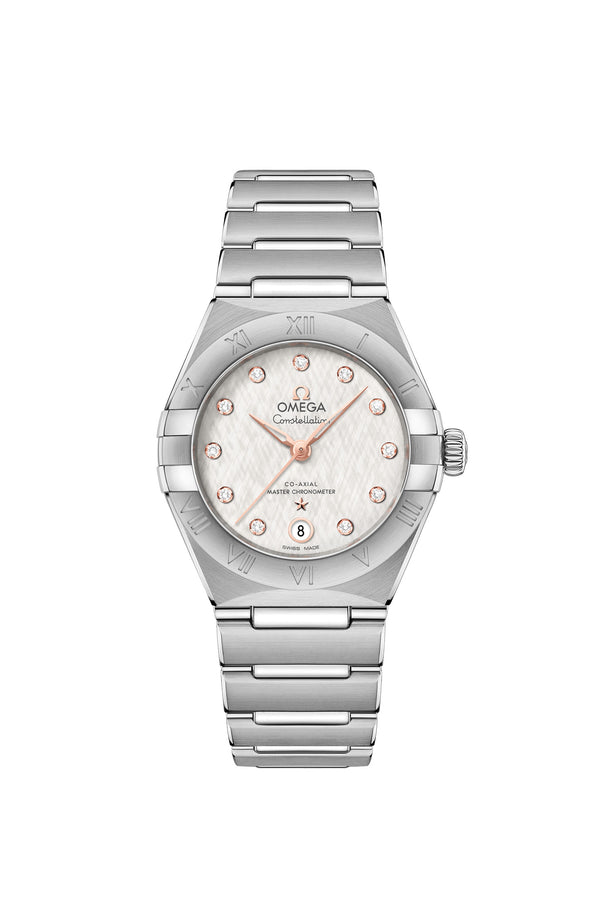 Omega Constellation Manhattan Co-Axial Chronometer Watch 29mm 131.10.29.20.52.001