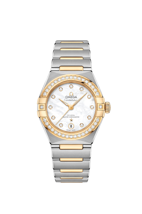 Omega Constellation Manhattan Co-Axial Chronometer Watch 29mm 131.25.29.20.55.002