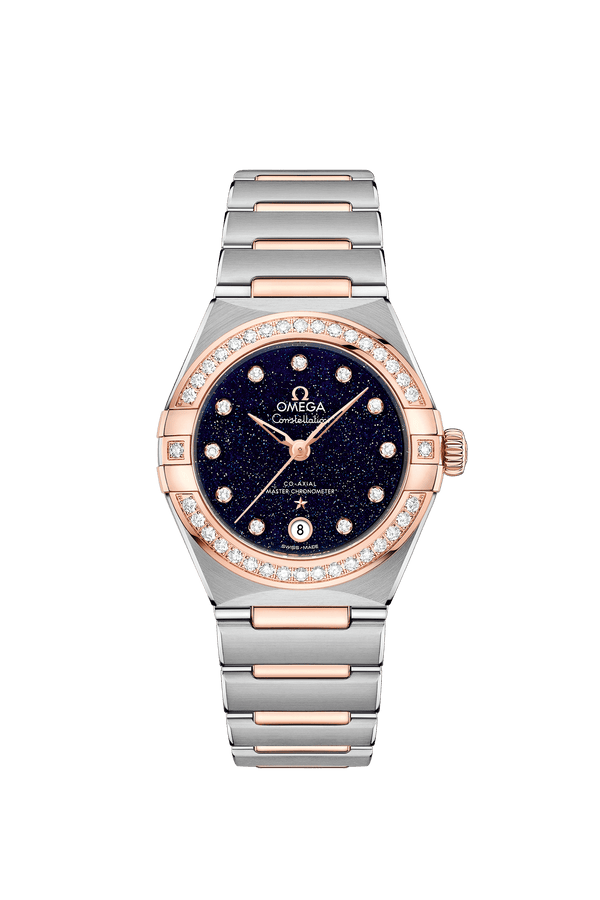 Omega Constellation Manhattan Co-Axial Chronometer Watch 29mm 131.25.29.20.53.002
