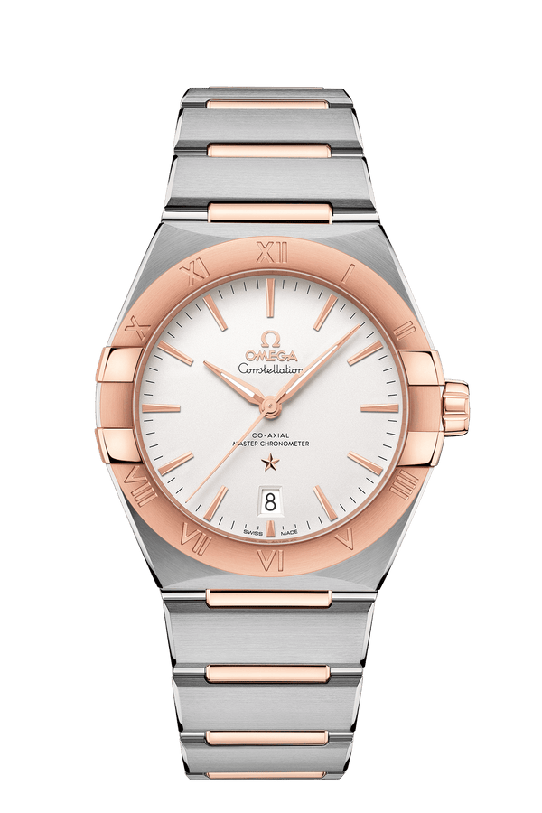 Omega Constellation Manhattan Co-Axial Chronometer Watch 39mm 13120392002001