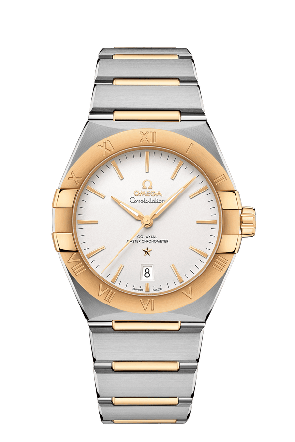 Omega Constellation Manhattan Co-Axial Chronometer Watch 39mm 13120392002002