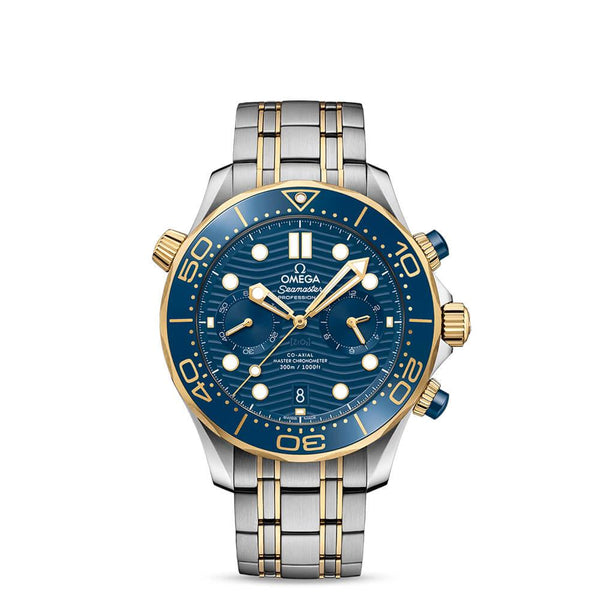 Omega Seamaster Diver 300M Co-Axil Master Chronometer Chronograph 44mm