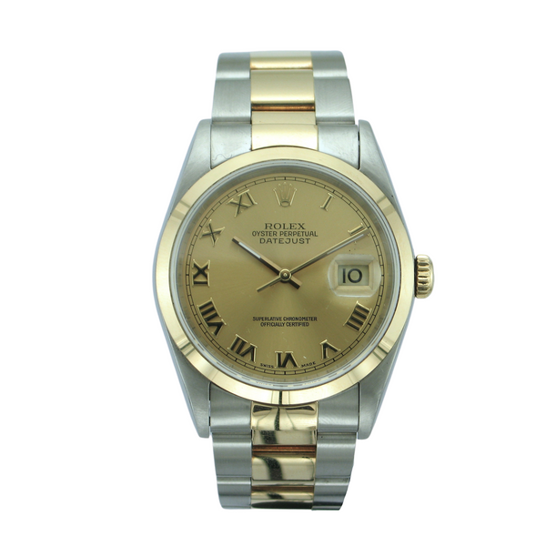Pre-Owned Rolex Datejust Watch 16203