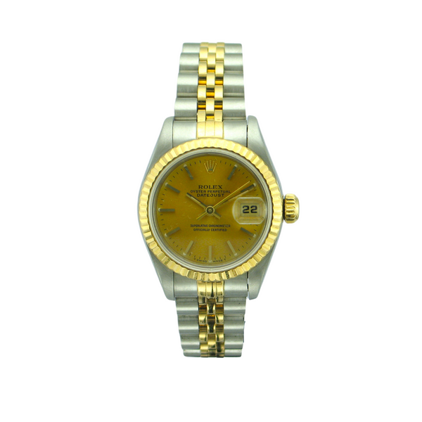 Pre-Owned Rolex Ladies Datejust 69173