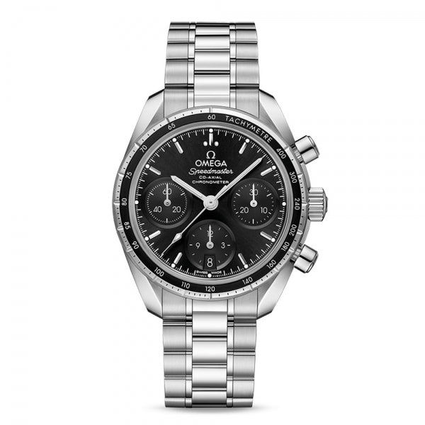 Omega Speedmaster 38 Co-Axial Chronograph 38mm