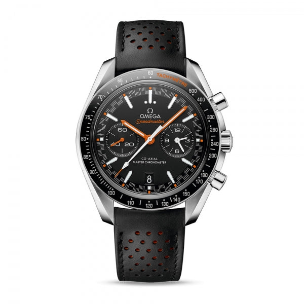 Omega Speedmaster Racing Master Chronometer Chronograph 44.25mm