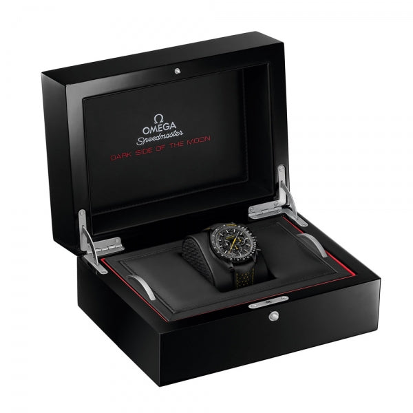 Omega Speedmaster Moonwatch 'Dark Side Of The Moon' Apollo 8 Watch Box