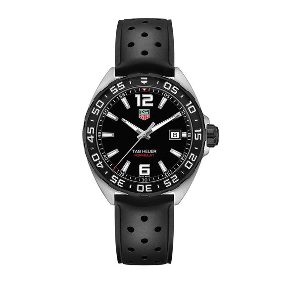 TAG Heuer Formula 1 Steel & Black 41mm