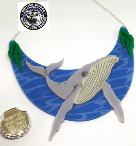 Be more Humpback! With Pin