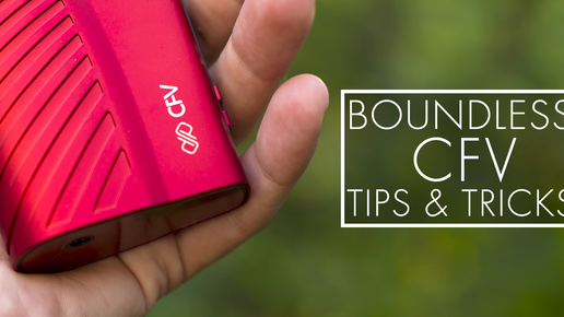 Boundless CFV Tips & Tricks