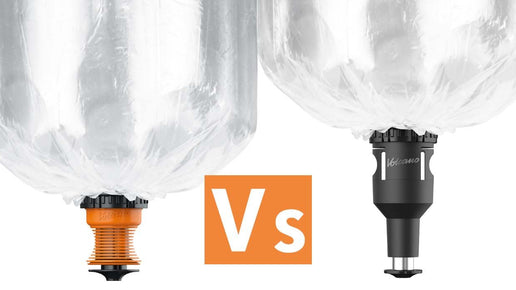 Volcano Easy Valve vs Solid Valve - Planet of the Vapes