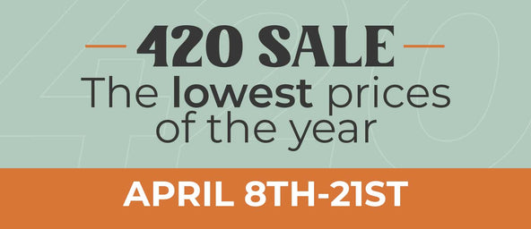 420 Sale 2021: Biggest Vaporizer Sale Of The Year