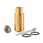 Saionara Atomizer Gold with accessories