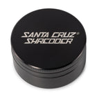 Santa Cruz 2 Pc Grinder large black