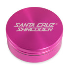 Santa Cruz 2 Pc Grinder small pink