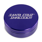 Santa Cruz 2 Pc Grinder small purple