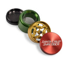 Santa Cruz Grinder 4 pc medium rasta