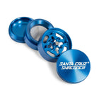 Santa Cruz Grinder 4 pc medium blue