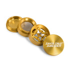 Santa Cruz Grinder 4 pc large gold