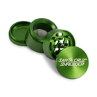 Santa Cruz Grinder 4 pc medium green