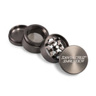 Santa Cruz Grinder 4 pc small grey