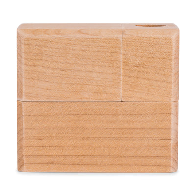 Sticky Brick Hydrobrick Maxx Maple Vaporizer