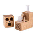 Sticky Brick Hydrobrick Maxx Vaporizer Maple
