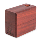 Sticky Brick Hydrobrick Maxx Padauk Side View