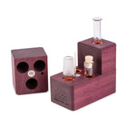 Sticky Brick Purple Heart Hydrobrick Maxx