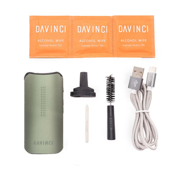 DaVinci IQC Vaporizer With All In Box