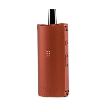 DaVinci MIQRO Vaporizer Controls - Planet of the Vapes Spec