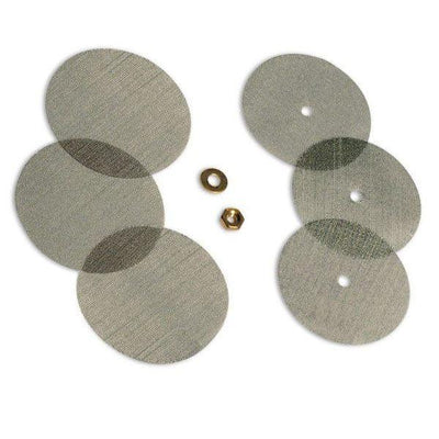 Parts & Accessories - Solid Valve Fine Screen Set For Volcano Vaporizer