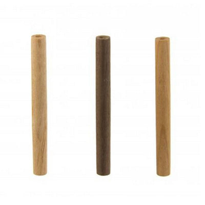 Parts & Accessories - Wooden Stem For Magic Flight Launch Box Vaporizer Choose Cherry, Maple Or Walnut